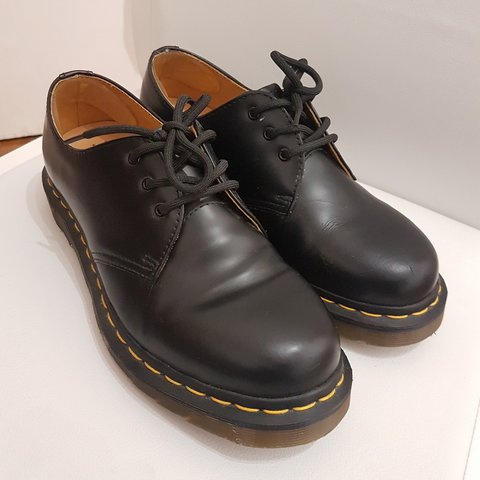 bae9c239be @justnic11. 2 years ago. London, Greater London, United Kingdom. Dr Martens  Original 3-eye shoes. Worn twice, perfect condition! UK 4 (EU 37)