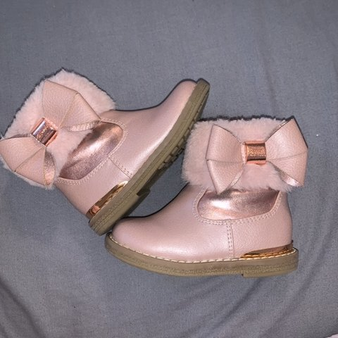 baby girl ted baker boots. absolutely
