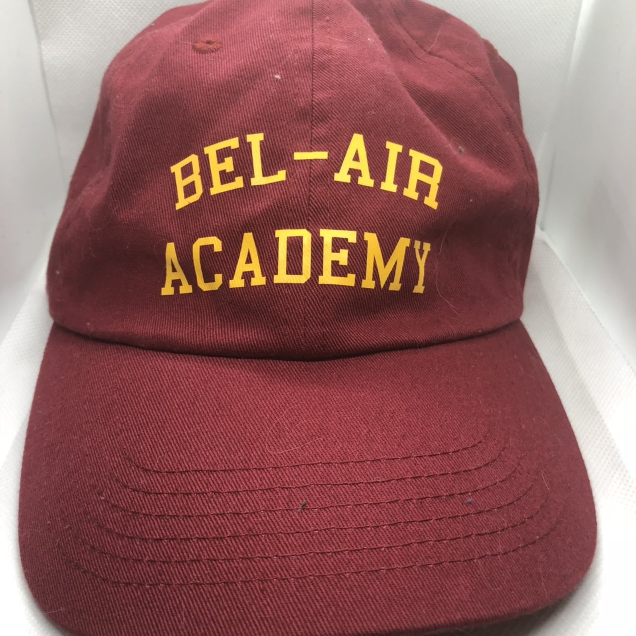 Bel Air Academy dad hat •worn once• The fresh prince of - Depop 624b7d078c3