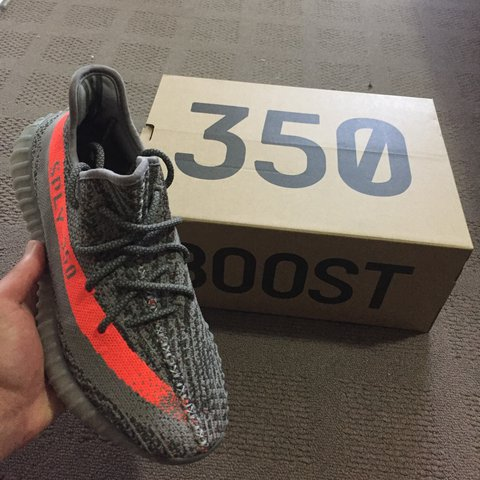 71f302c6c2979 Yeezy Boost 350 V2  BELUGA . Tried on once perfect 100% size - Depop