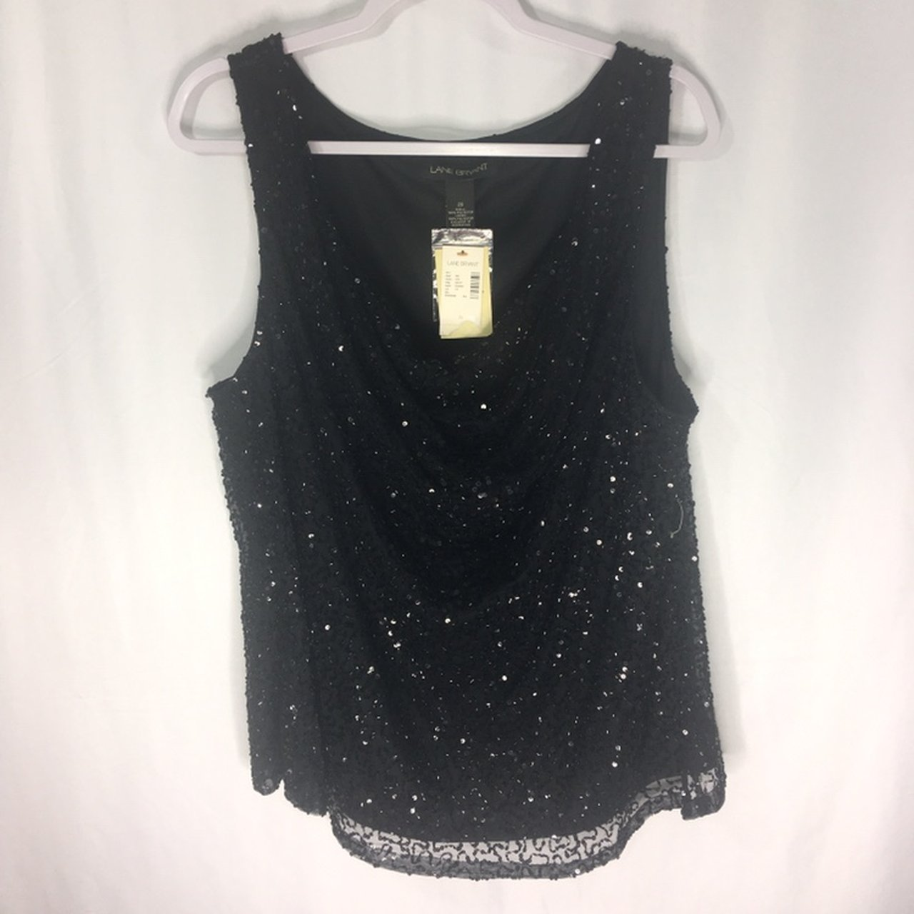 010410dc82c Lane Bryant Women s Top - Size 20 New with tags - sleeveless - Depop
