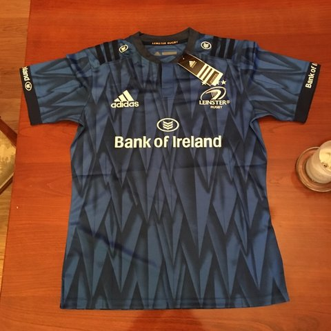 9d17ad81c @cathal_gorman. 2 months ago. Newry, United Kingdom. Leinster Rugby Home  Jersey 2018-19// ...