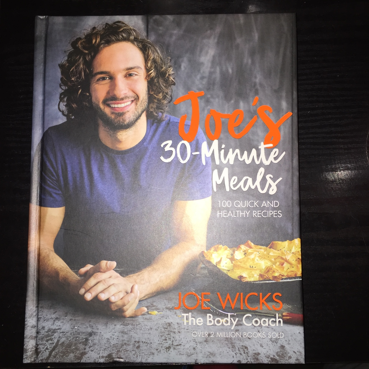 Joe Wicks Cookbook Hardback Copy In Perfect Depop