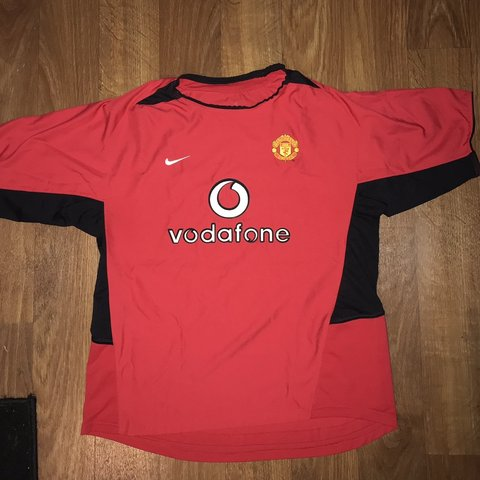 b67630cff @gucciwill_thrifterking. 15 days ago. Mercedes, United States. Manchester  United Nike Soccer Jersey Size XL #ManchesterUnited #CristianoRonaldo ...