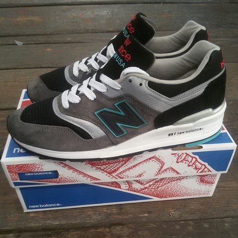 online retailer 5357b a41a9  superstylin. 4 years ago. Rome, Italy. New Balance 997