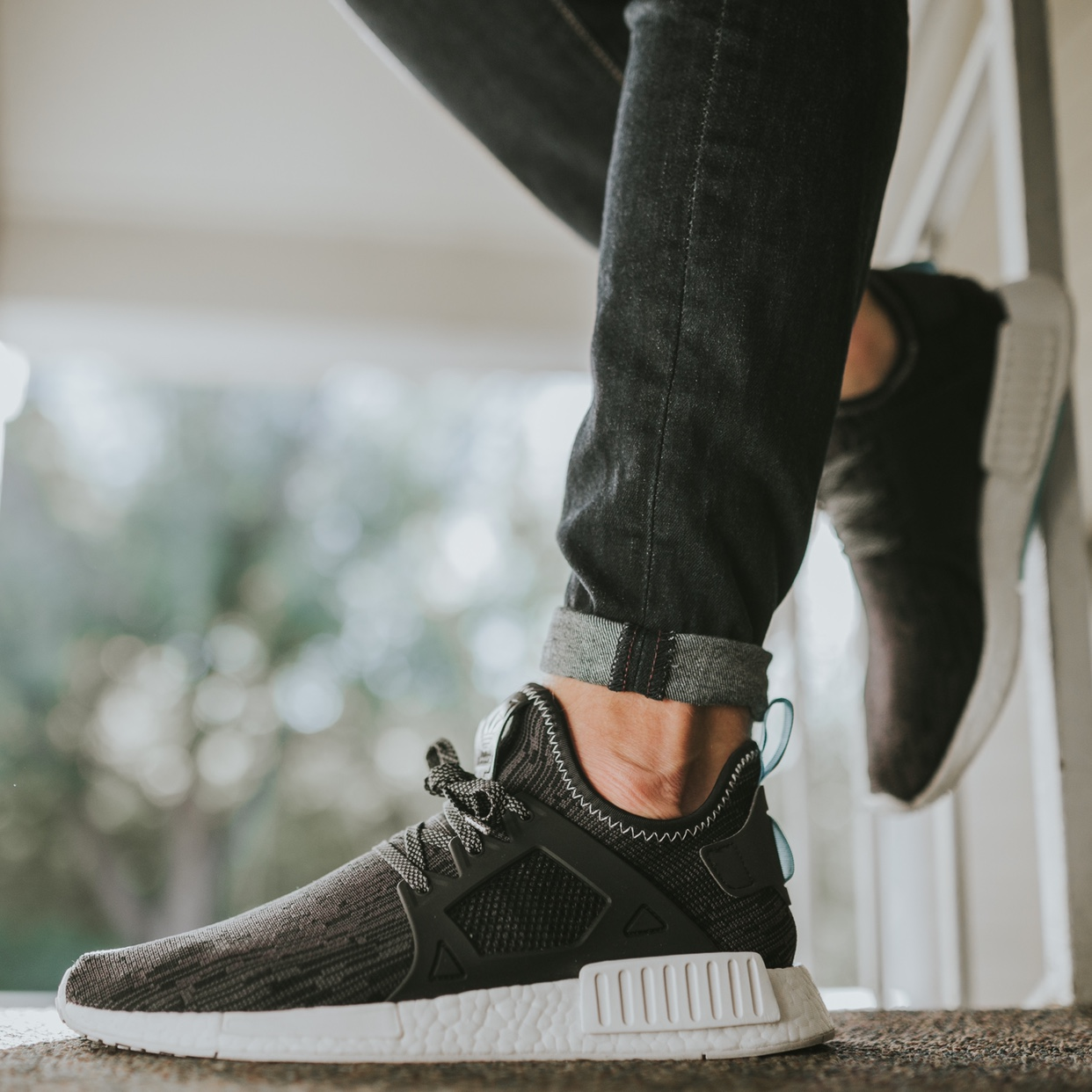 newest 80991 9b256 Adidas NMD XR1 (S32215) - 10.5 Great shoes, super... - Depop