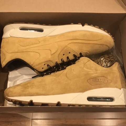 the best attitude 9a878 89dc5 Nike air max 90 haystack Nikes- 0