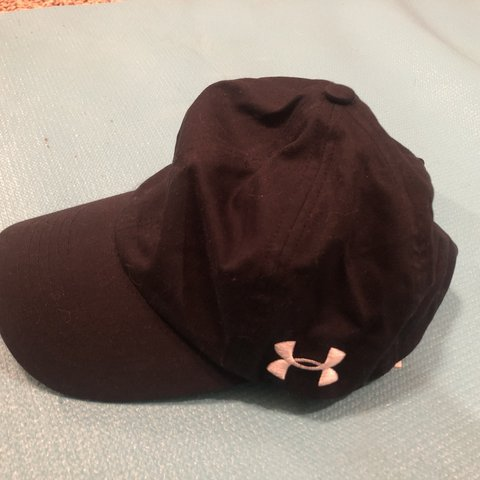 4dc909ff08a Brand New Under Armour Women s Hat Black - Depop