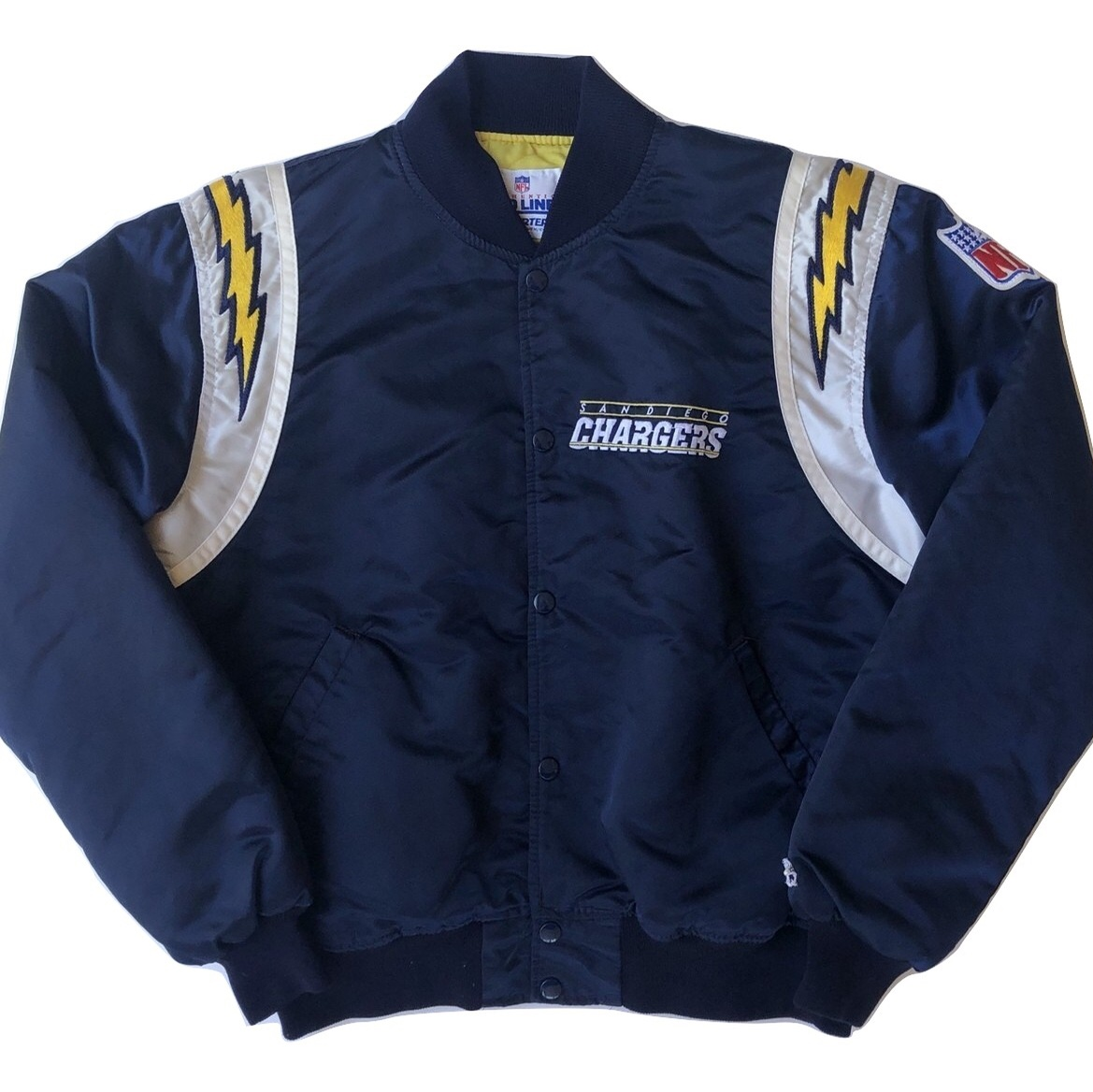 reputable site 9853c 26f7c 90s RARE STARTER VINTAGE SAN DIEGO CHARGERS ...