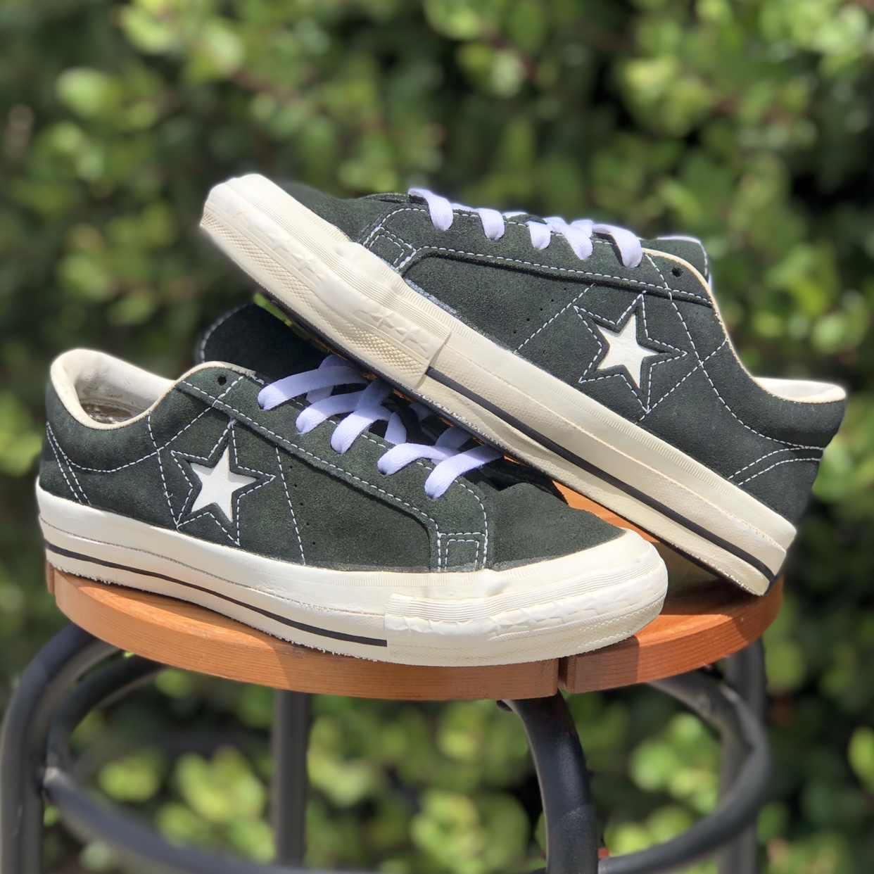 Star vintage converse one Converse One