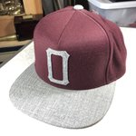 04108454a7d47 Obey Propaganda Navy Suede Snapback.  12 · Obey 5 panel Multicolored.  8 ·  OBEY Clothing sample sale red