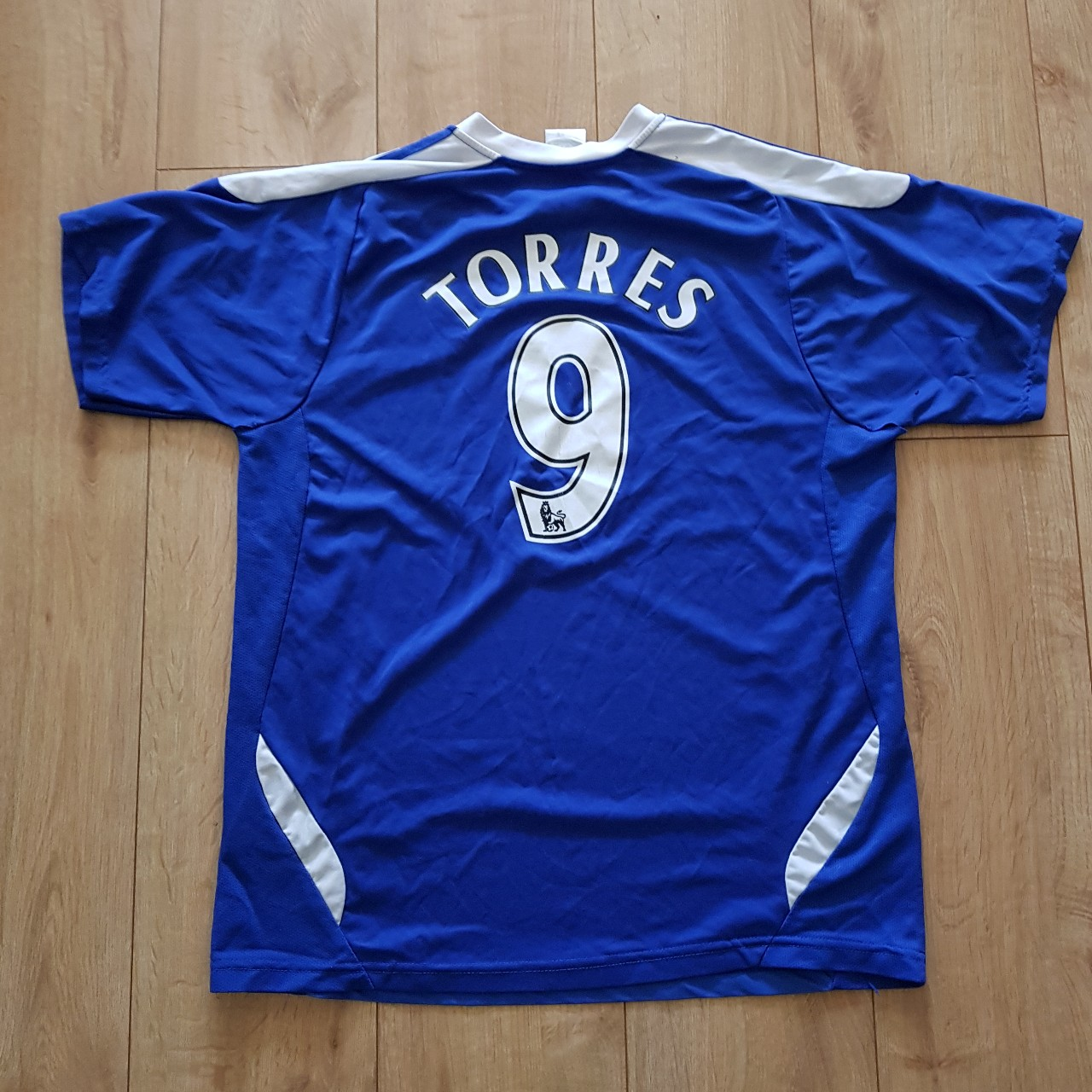 big sale 4db24 0d752 CHELSEA HOME SHIRT 2011/2012 - FERNANDO
