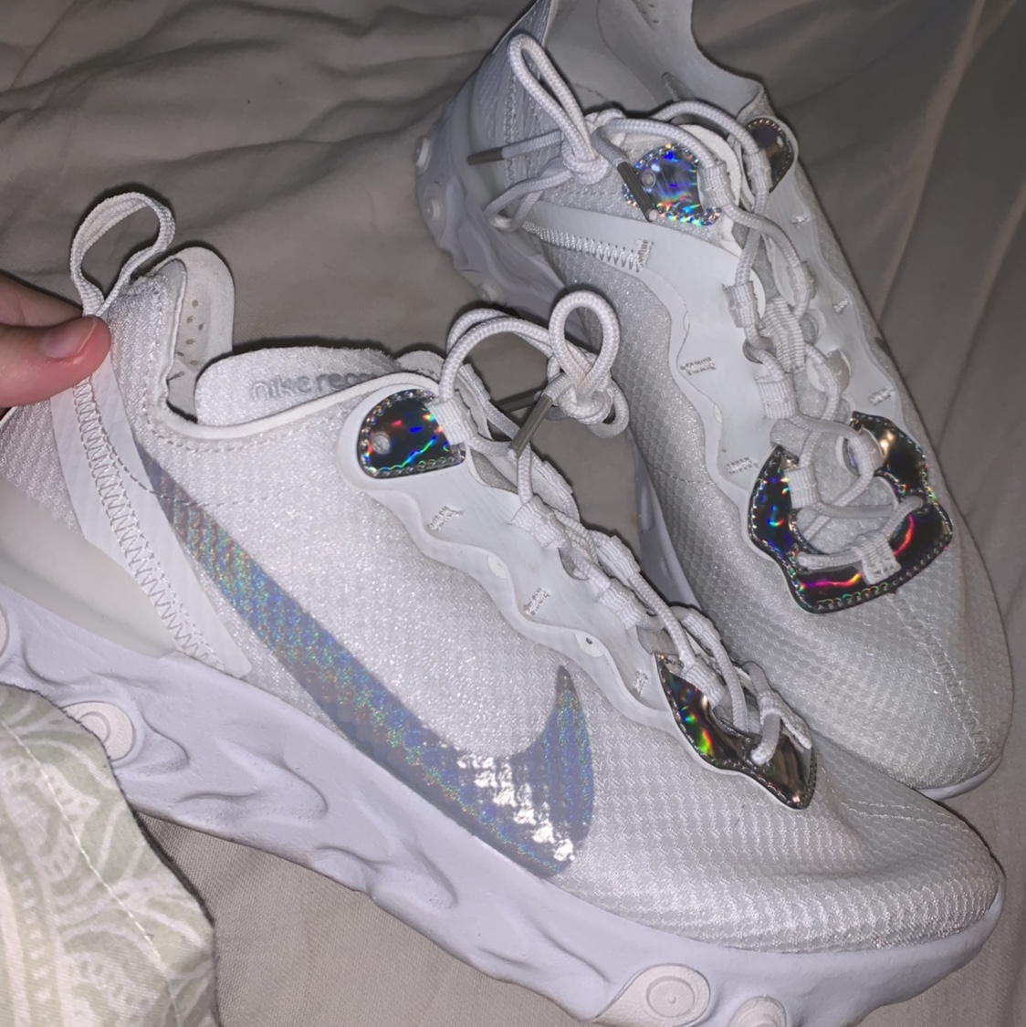 Nike React Element 55 Trainers with