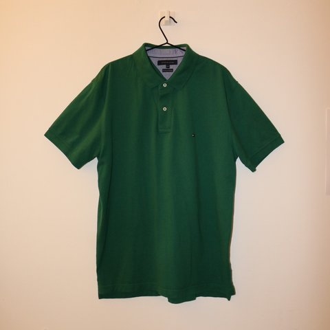 8ff3abfb @style_trends18. 2 months ago. Manchester, GB. Vintage Tommy Hilfiger Polo  Shirt Authentic.
