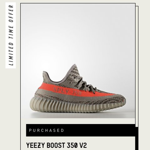 a3c11a77c ... 2c35b5b31c2 adidas yeezy boost 350 mens v2 oreo – worldwide  accessories; 94fc3d8ef4b Yeezy Beluga 1.0 UK8 Copped on restock £600 - Depop  ...