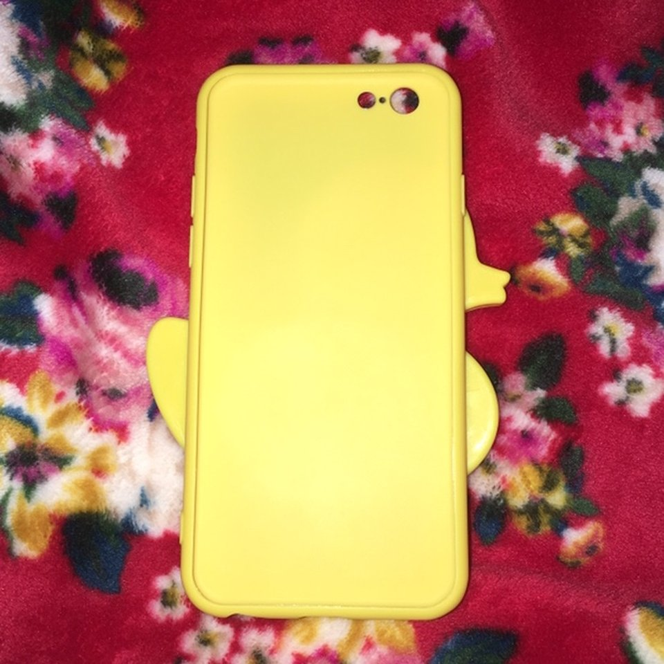 On Hold For Gh0stplanet Cute Ducky Phone Case Depop