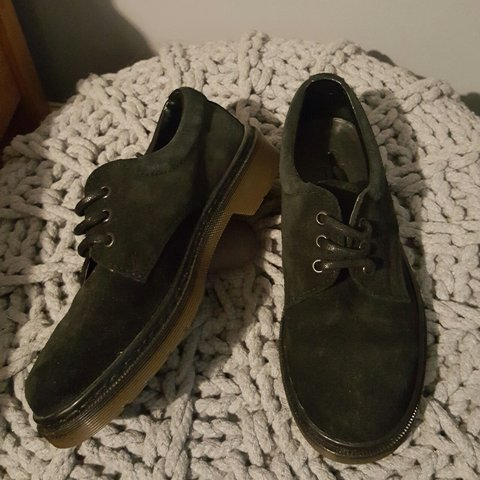 Topshop suede brogues size 4 would also fit 4.5. Worn once - Depop 8346688be