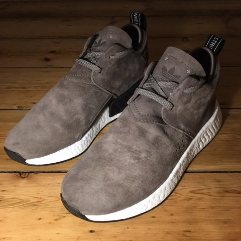 fc13b8c5c Adidas NMD C2  Suede  Adidas Code  BY9913 Size  UK have a - Depop