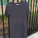 3372fffbc3 XS tee shirt dress from H M loose fitting only worn once - Depop