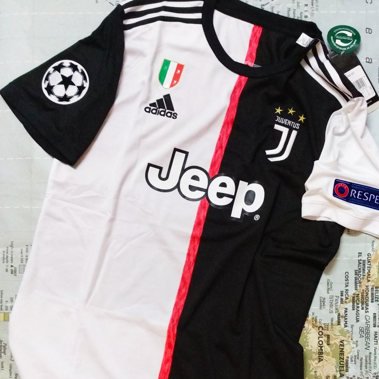 2019 20 juventus fc home jersey w ucl patches old depop 2019 20 juventus fc home jersey w ucl