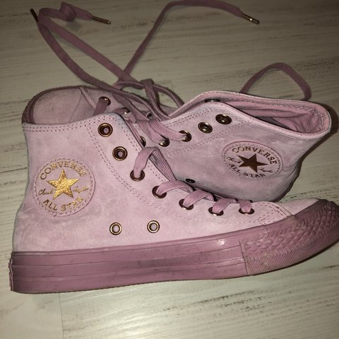 d4247dbe1349 Genuine converse boots. Chuck Taylor All Star. Size UK - Depop