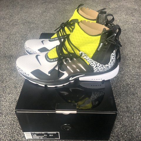 huge discount 08de9 d11e7  resellgang. 7 months ago. London, United Kingdom. Nike Air Presto Mid x  Acronym ...