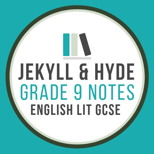 selling my GCSE English Literature notes for Jekyll    - Depop