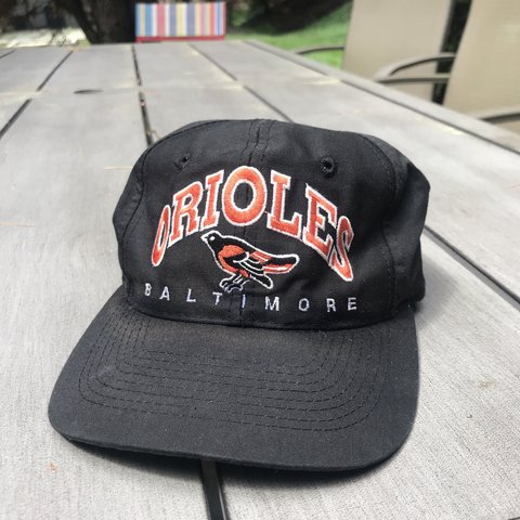 acdebe8381251 Baltimore Orioles hat. Rare. Hard to find. Old school hat. - Depop