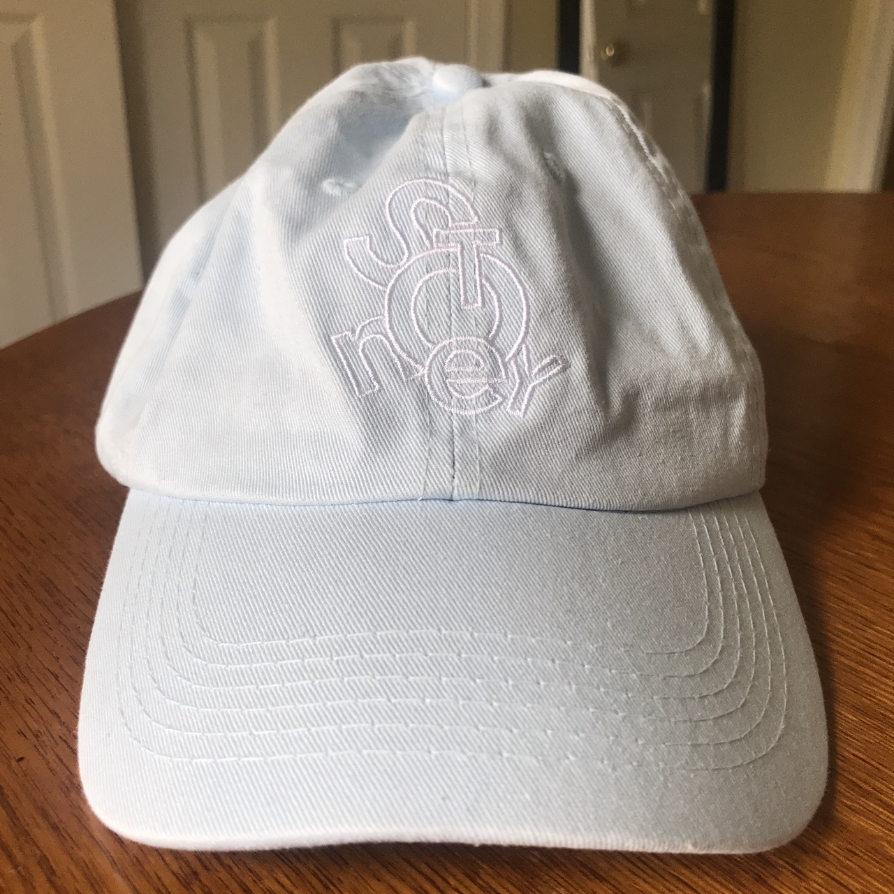 81848bbab Post Malone Stoney hat. At least I believe it's a... - Depop