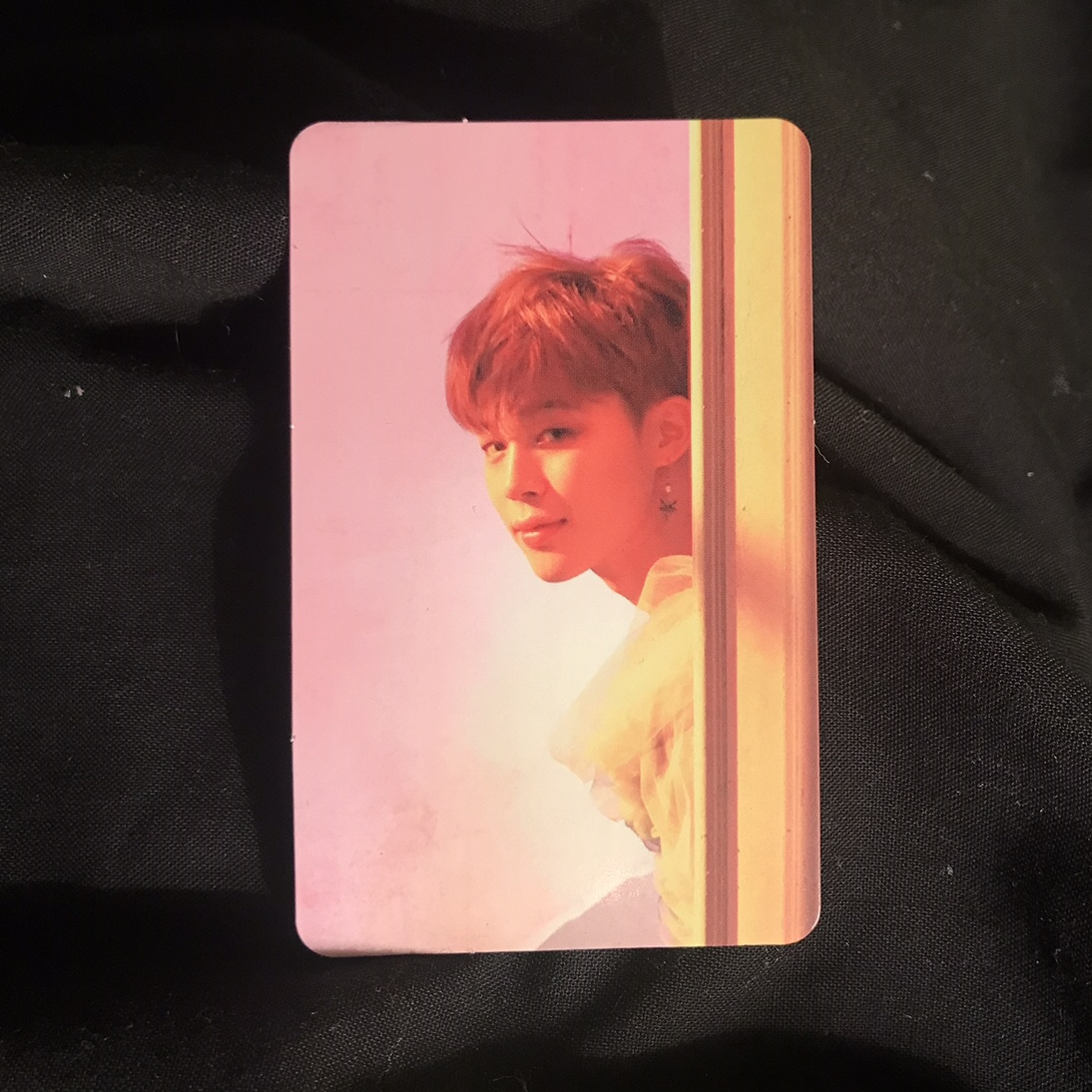 Bts Love Yourself Answer E Version Jimin Photocard