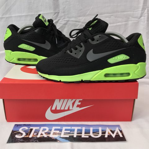 super popular 9d568 eba8f  lums. last year. Bristol, United Kingdom. Nike Air Max 90 EM