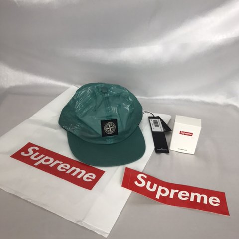 ebcffeef @ktr100. last month. United Kingdom. Supreme x stone island. New Comes with  tags, shower cap ...