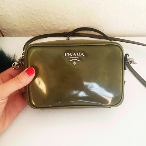 97a0ba7b1 Selling my beloved prada camera bag. This is a limited and I - Depop