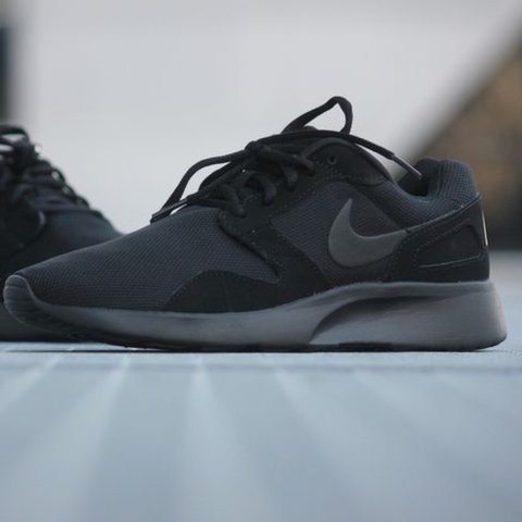 b2e30217b ... coupon code brand new all black nike kaishi trainers. perfect for in  the depop 62133