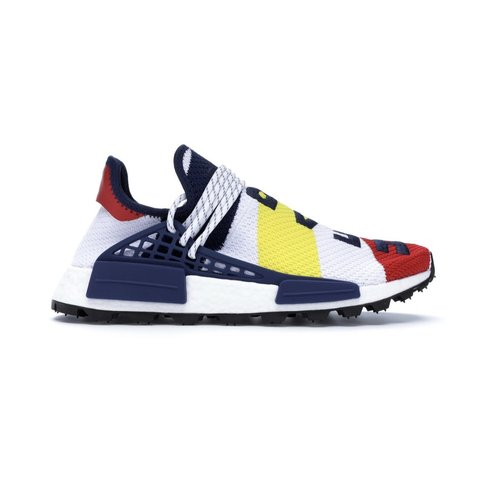 3fa102699 Adidas Hu Pharrell x Billionaire Boys Club Multi-Color BBC - - Depop