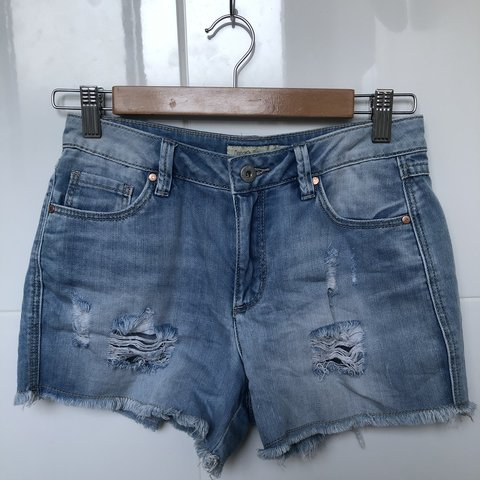 231d350d54 Just jeans denim shorts. Worn but in great condition. Size - Depop