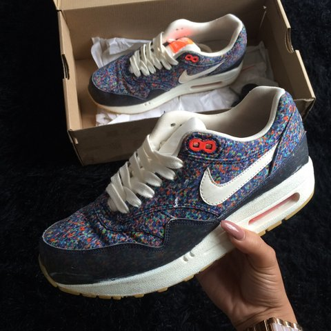 on sale c02d0 c0be8  nvaughan. 4 years ago. London, UK. Nike Air Max 1 Liberty Pixel ...