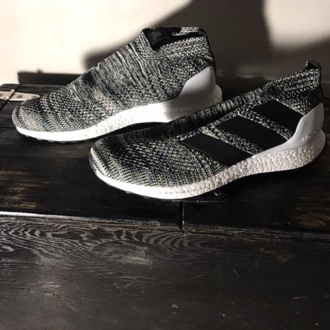 Adidas Ultraboost Laceless Size 10 5 Brand New Never Worn Depop