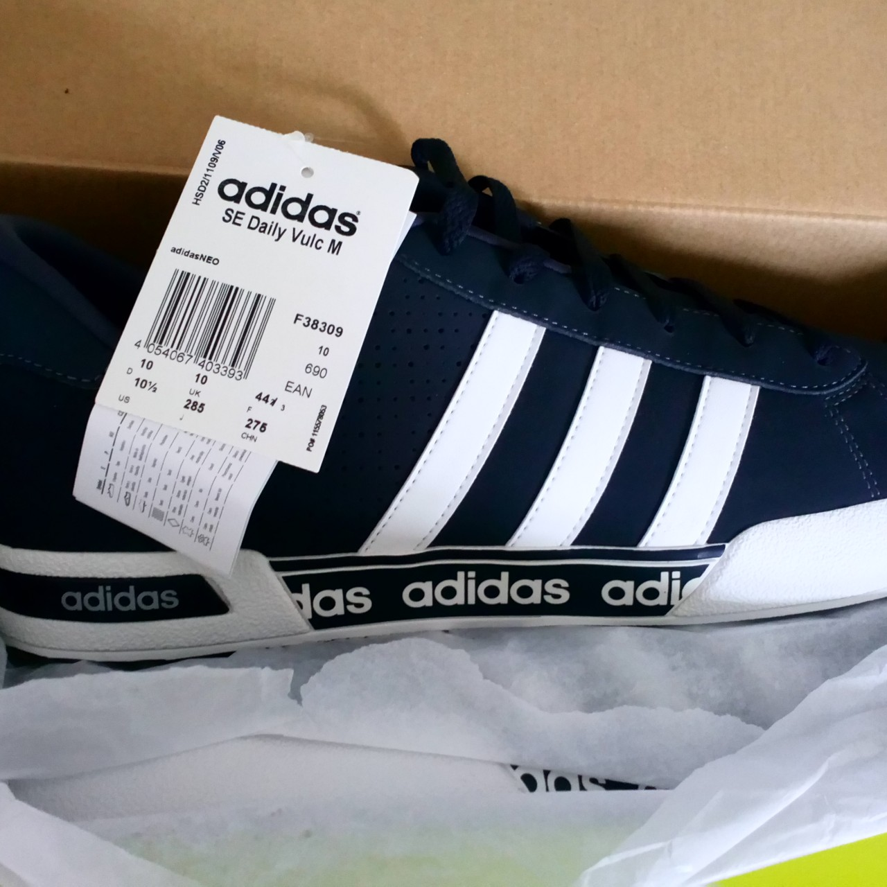 Brand new Adidas neo trainers, size 10. These are...