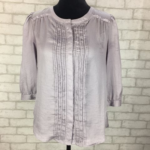 b25f18a4d54bf0 @gentlecharms. 4 months ago. San Benito, United States. Banana Republic  Small Women's Blouse