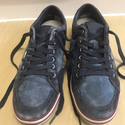 480c40393f6c8 @barest2010. 13 hours ago. London, United Kingdom. GEOX RESPIRA Sneakers  Size 43 UK Contrast Leather Antibacterial Insoles ...