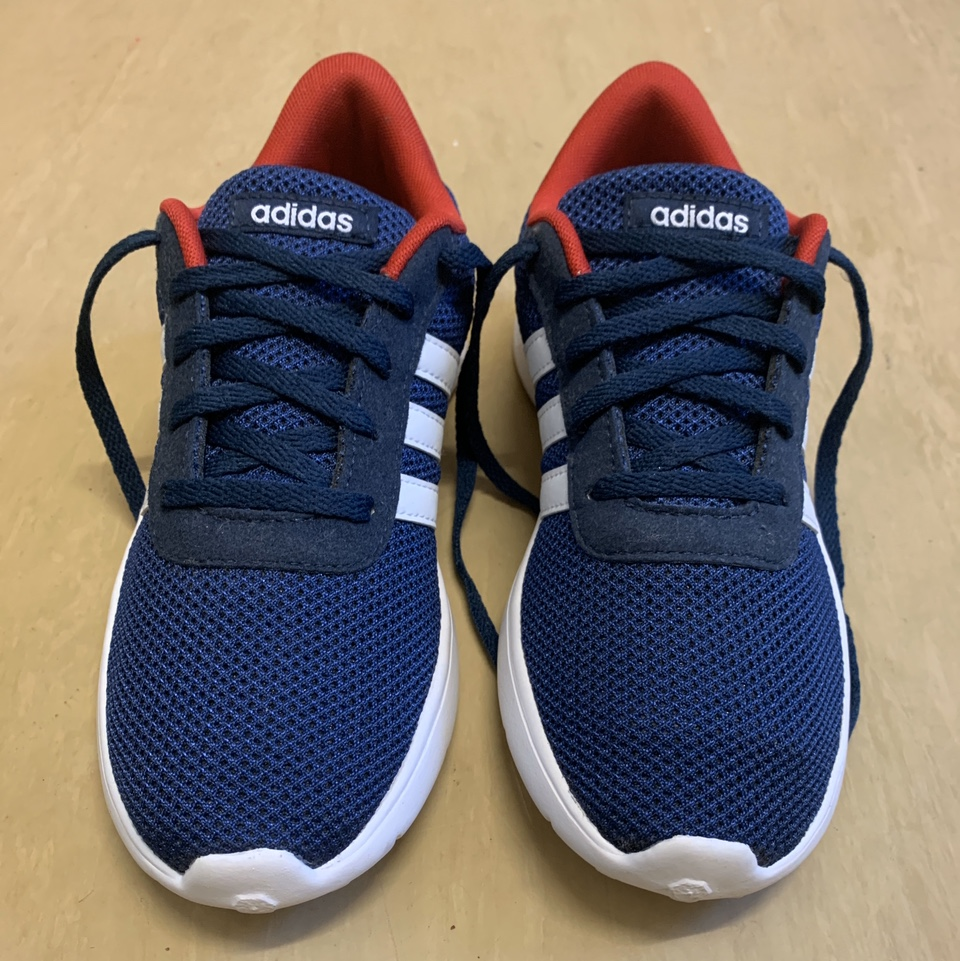 ADIDAS NEO Women's Lite Racer Low-Top Trainers size...