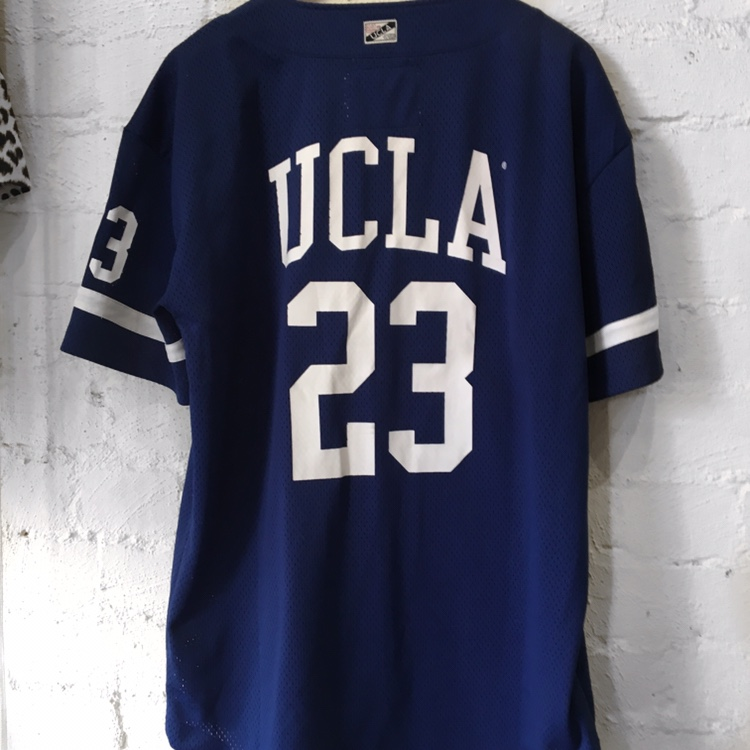 innovative design be429 0f831 UCLA JERSEY👌👌 UCLA baseball jersey. Great on both... - Depop