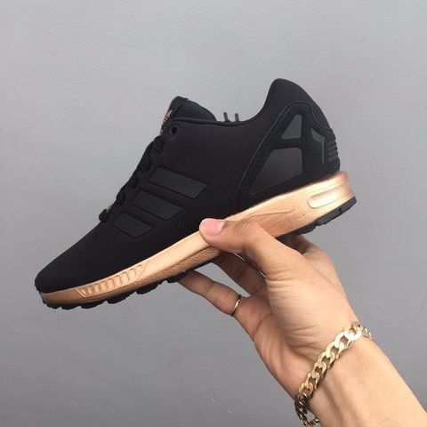 Adidas Zx Flux Rose Gold 5