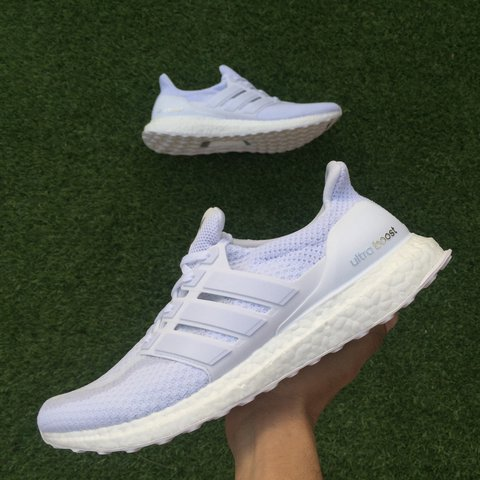 Adidas Ultra Boost 2.0 Triple White. Brand new with box. 7 e1f71d098