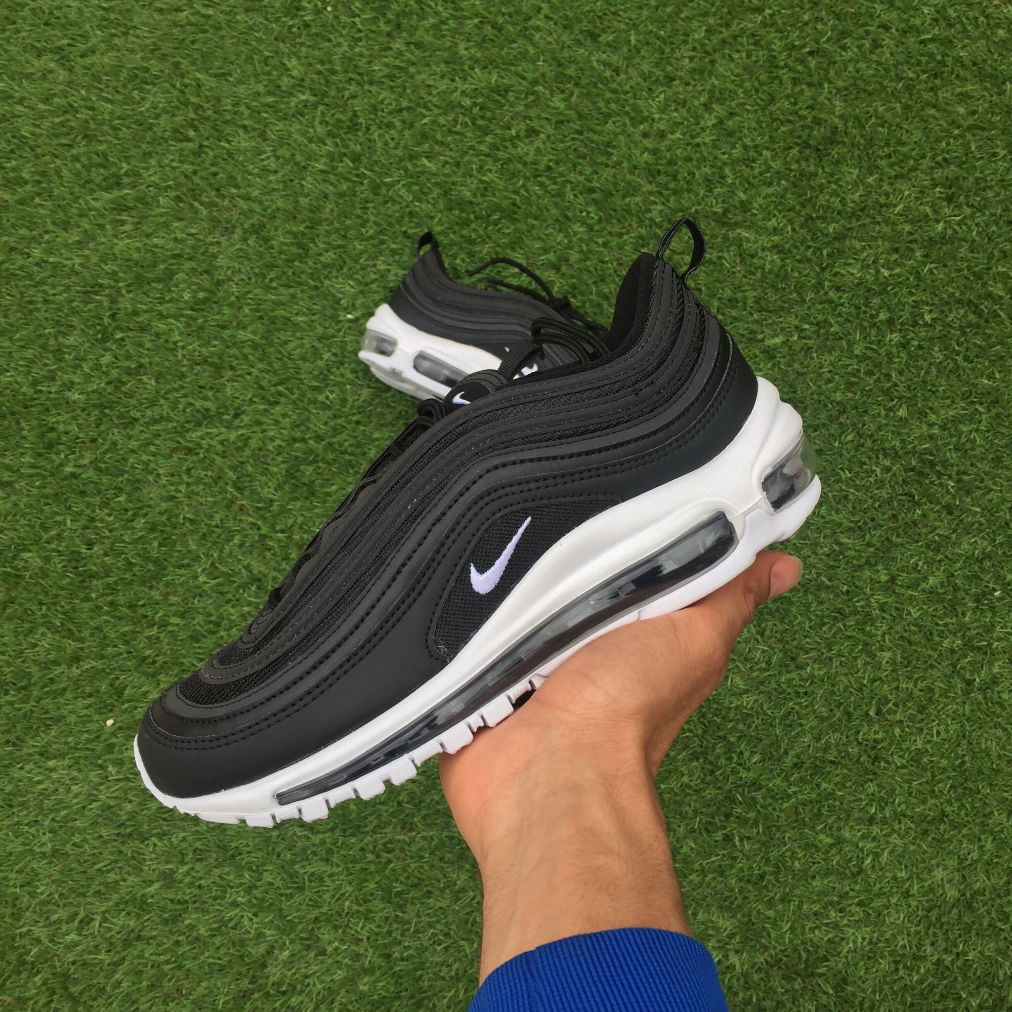 Kappa x Nike Air Max 97 YouTube