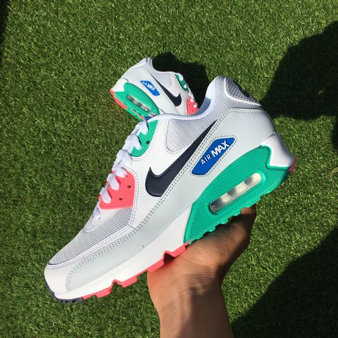 0be9024579 @soldsoles. last month. London, United Kingdom. Nike Air Max 90 South Beach  ...