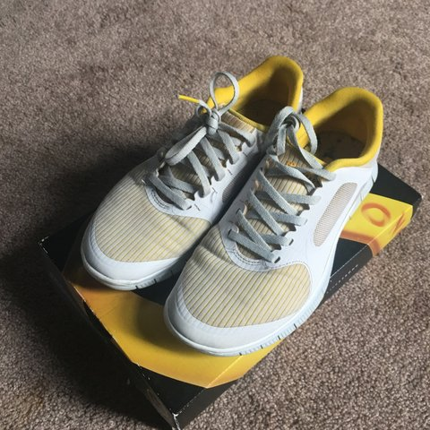 new product 84c4d 96e7a  valcervantes. last year. Lawrenceville, United States. Women s Nike Free  4.0 V3 Livestrong. Yellow ...
