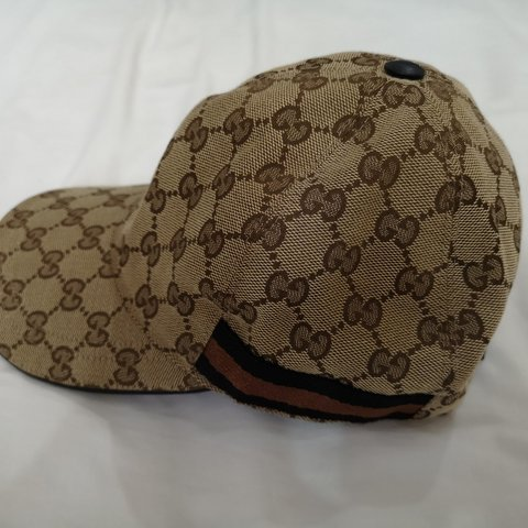 1b120d49dee Very Good Deal for GUCCI HAT SIZE SMALL. Perfect like Brand - Depop