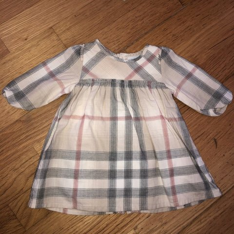 642a56949 @demilouisew93. 3 months ago. Sutton Coldfield, United Kingdom. Baby Girls Burberry  Outfit